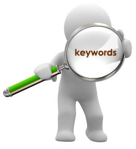 How to find the right keywords.