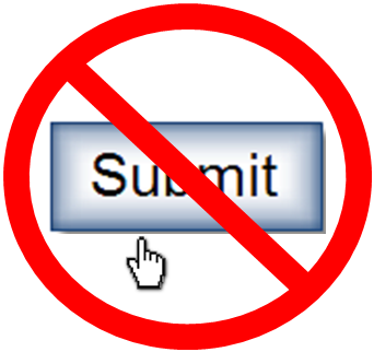 CTA's should be descriptive and action oriented. Don't use submit.
