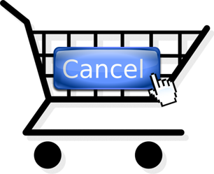 67% of shopping carts on the web are abandoned because of bad ecommerce software