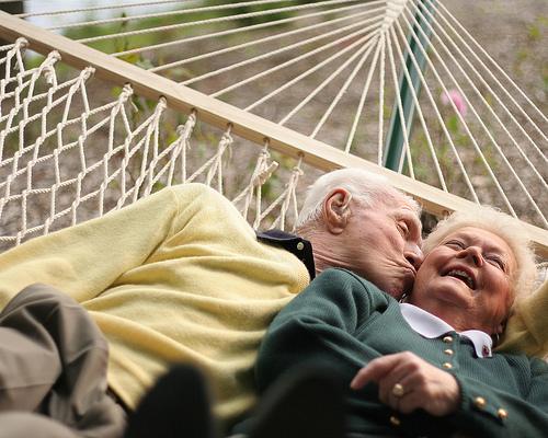 Senior citizens and social media