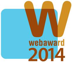 WebAward 2014