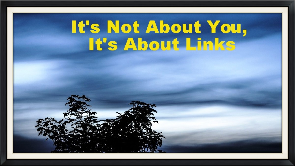 links in the clouds