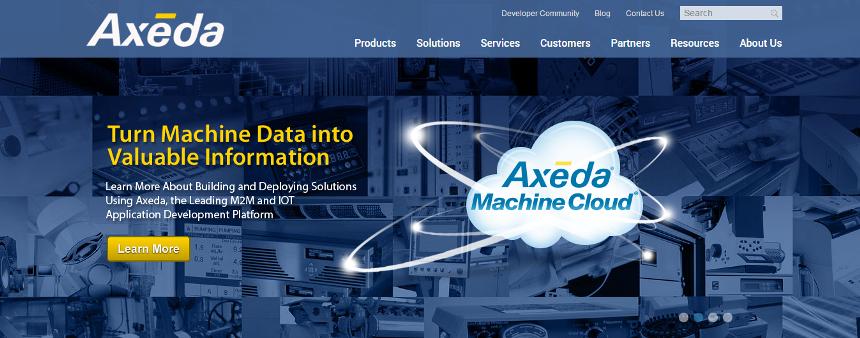 Axeda Website