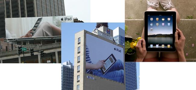 Ipad Advertisement