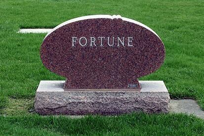 Death of Fortune