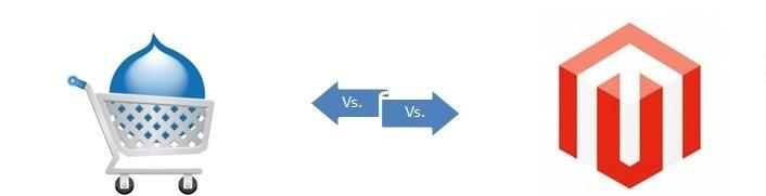 Drupal Commerce vs. Magento