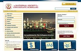 NSCS website