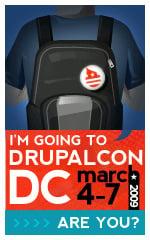 Drupalcon DC 2009