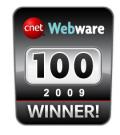 2009 Webware 100 Winner