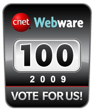 Cnet Webware 100 Logo