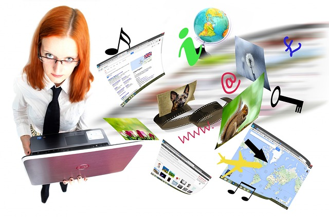 Multimedia resources for content marketing