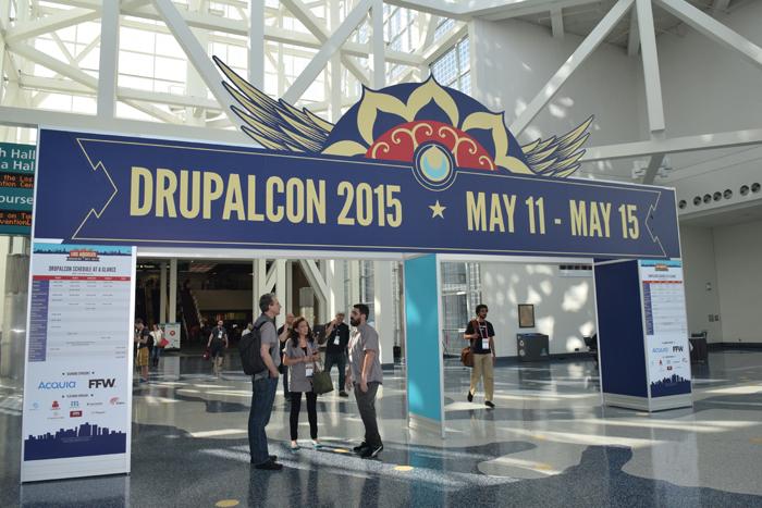 DrupalCon 2015 - Los Angeles