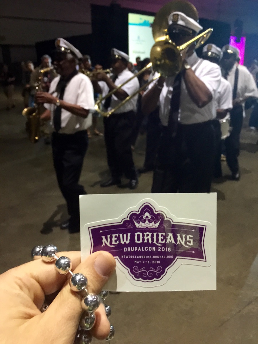 DrupalCon New Orleans