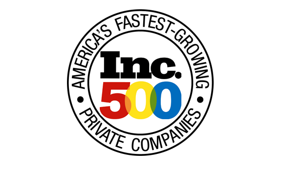Inc. 500 America's Fastest Growing Private Companies