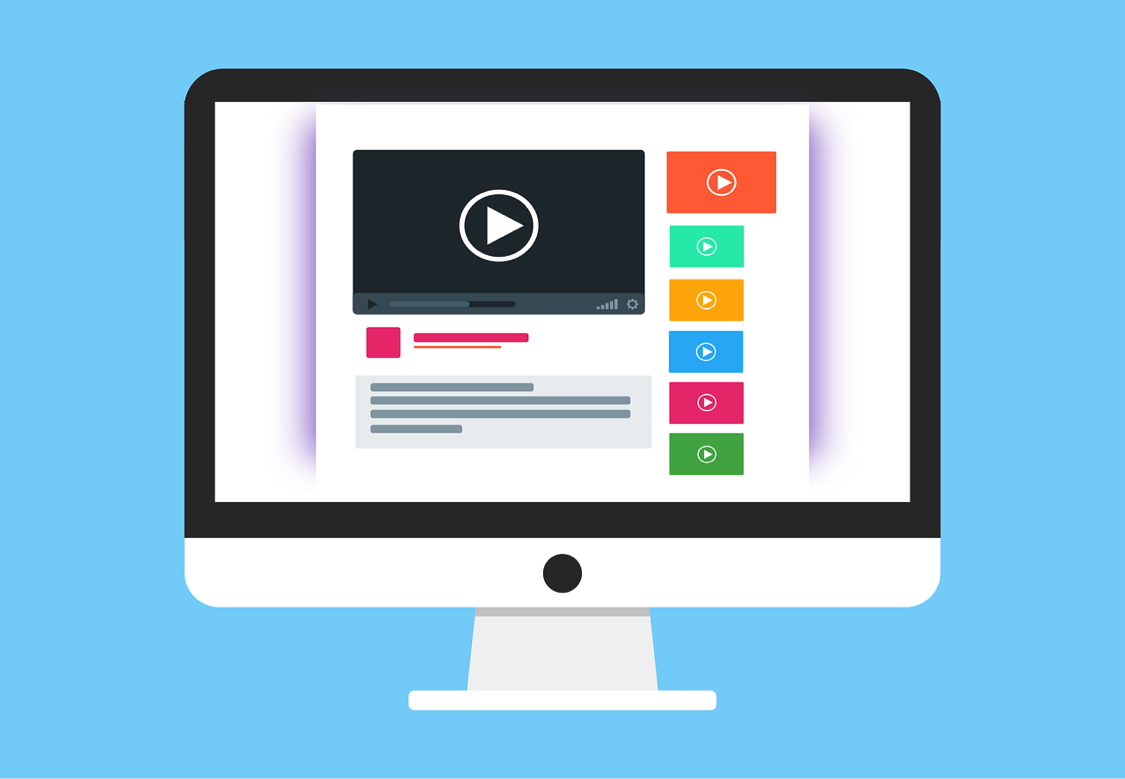 Using video on your website is a great tool for increasing conversion rates.