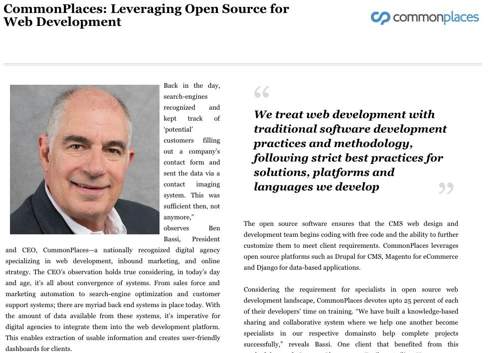 CIO Review Article