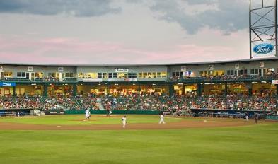 Fishercats Stadium