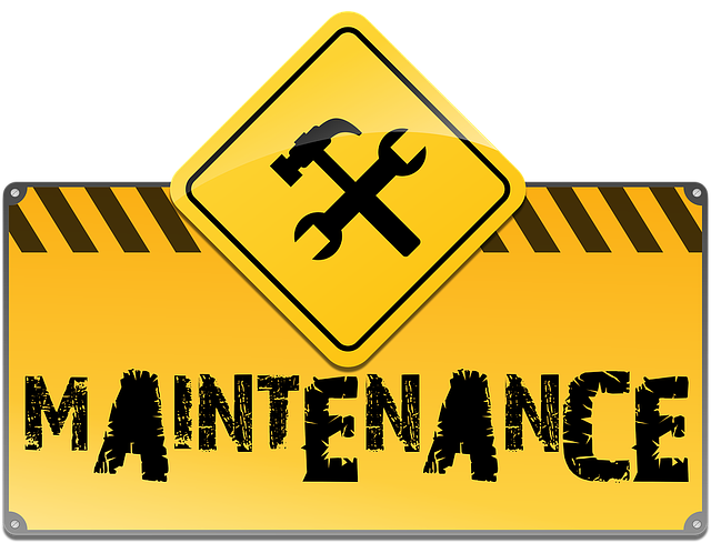 Make sure you keep up with application and web maintenance.