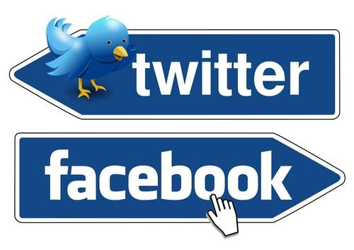 Twitter-Facebook_Sign