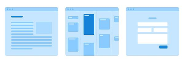 common places wireframe