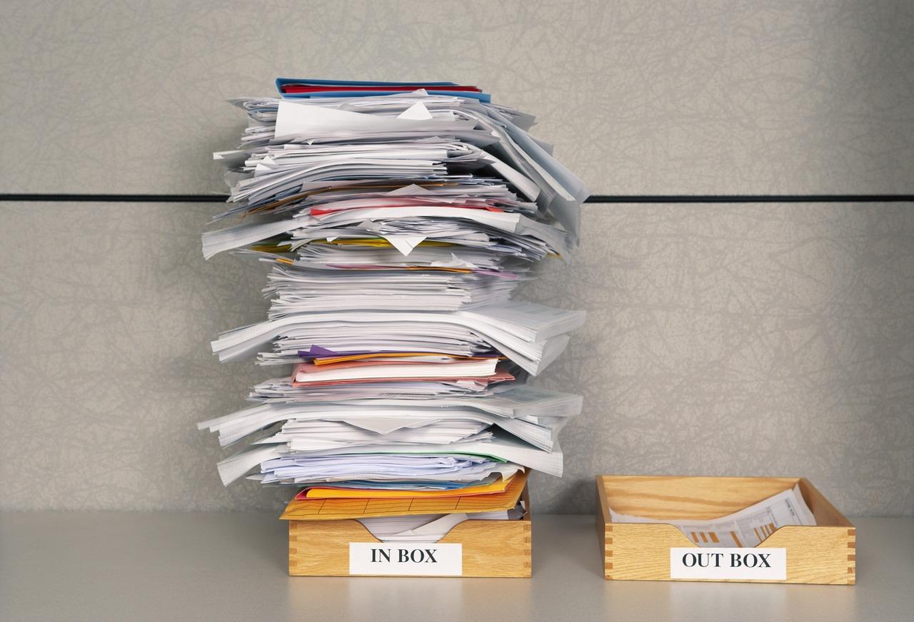 Managing workload and tasks.