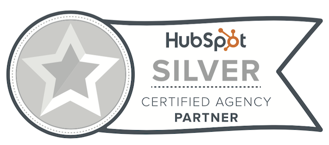 Hubspot Silver Certified Agency Partner