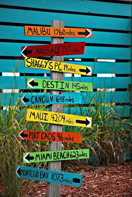 Keep navigation simple.